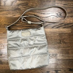 Kate Spade Champagne Quilted Crossbody